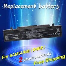 JIGU NP300E NP-Q470 300E4A-A02 NP-300V Laptop Battery AA-PB9NC6B AA-PL9NC2B For SAMSUNG R428 R429 R430 R462 R463 R528 white
