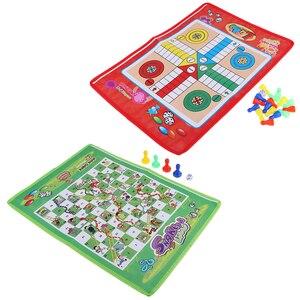 Juego de mesa de ajedrez para niños, juego de mesa de viaje en casa