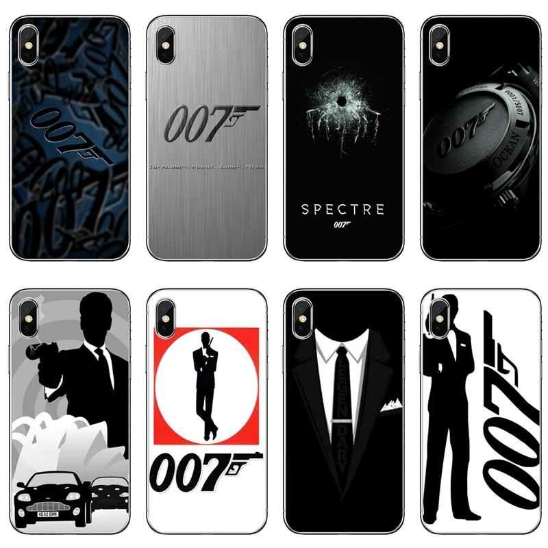 James Bond 007 iphone case