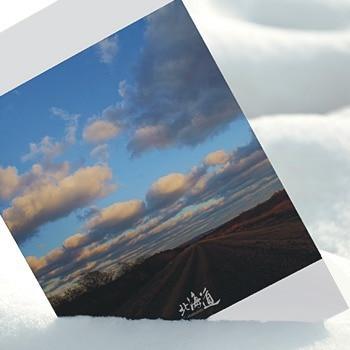 Hokkaido Urban Landscape Postcard /greeting Card/birthday Card/christmas Gifts Responsible 6pcs/set charming City Series Office & School Supplies