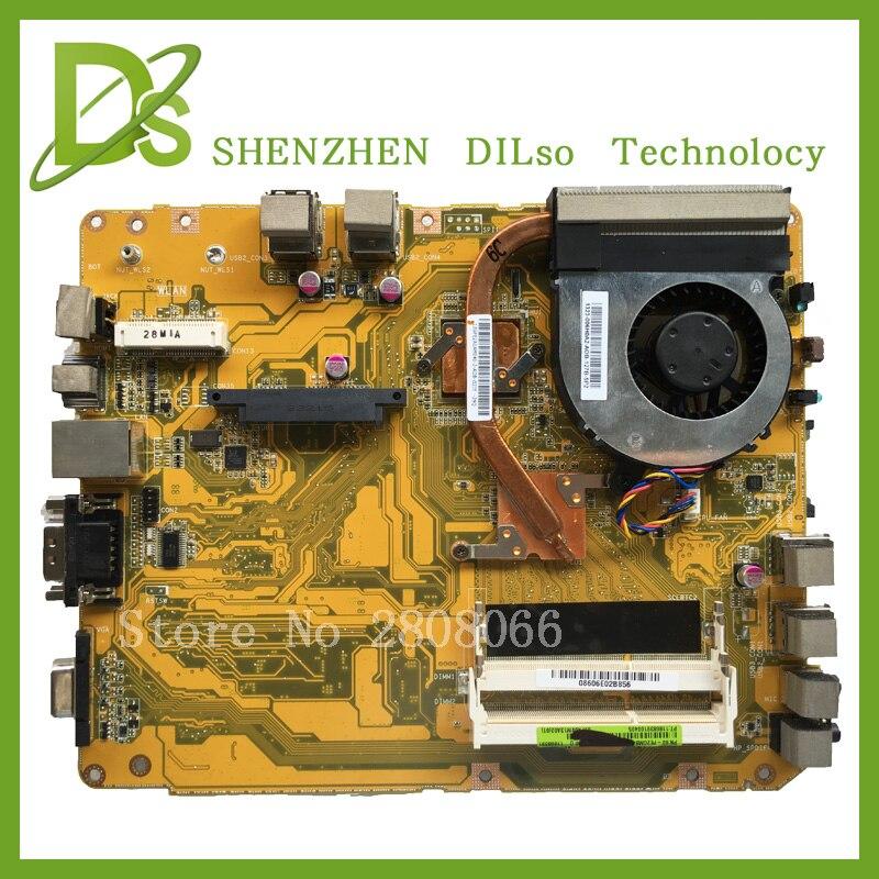 KEFU EB1021 Pro základní desku notebooku ASUS EB1021 nový nový EB1021 C60 CPU rev 1.02G (EN-0154814) Test