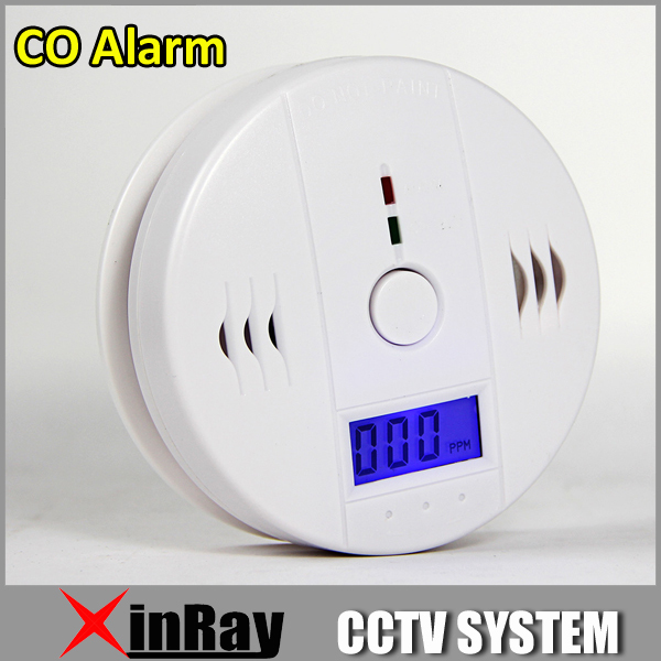 New Co Carbon Monoxide Alarm Poisoning Smoke Gas Sensor