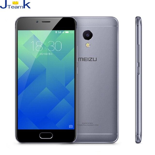 """Meizu M5S Глобальный Версия M612H ЕС ota обновления несколько языков 4 г LTE мобильный телефон octacore 5.2 """"экран 13MP Камера отпечатков пальцев"""