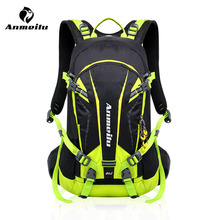 ANMEILU 20L Cycling Backpack Bag Sports Bag Nylon Camping Outdoor Rucksack Cycling Hiking Travel Backpack +Rain Cover+Phone Bag стоимость