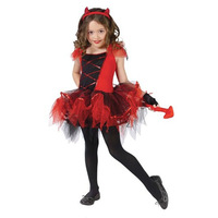 Christmas Cat Girl Cosplay Costumes 089 Halloween Girls Party Cosplay Costume For Children Kids Clothes