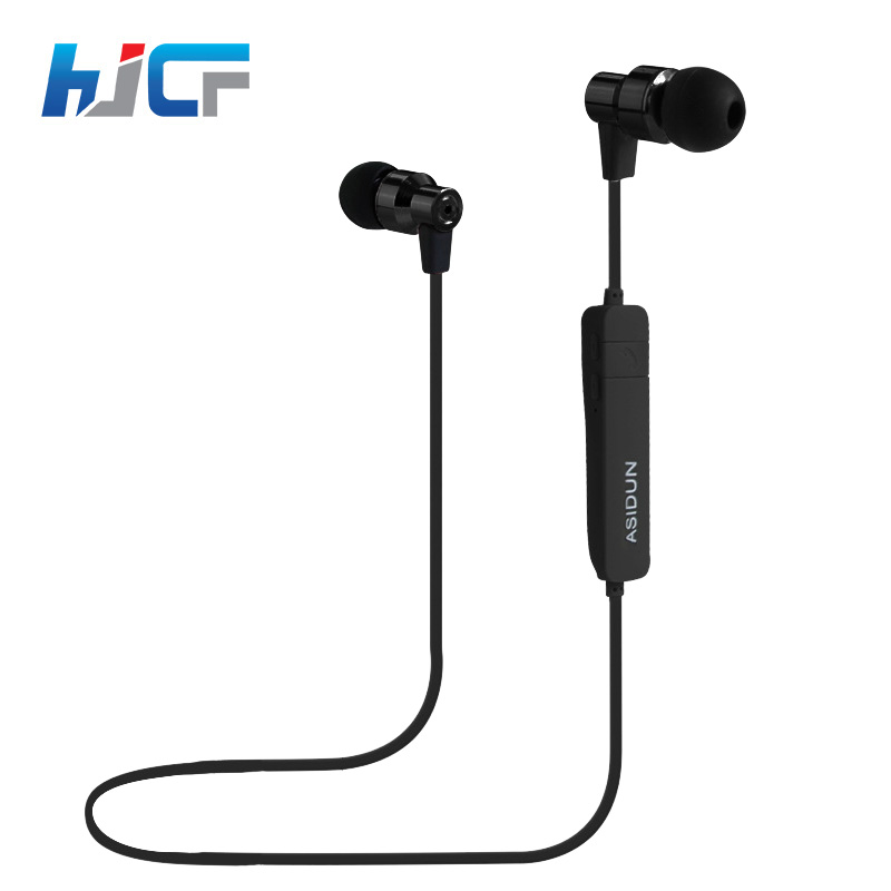 7c6e61e85a2 Bluetooth Headphones Wireless Headphone Sport Bluetooth V4.1 Earbuds Noise  Cancelling Stereo with Mic for Iphone Xiaomi Samsung-in Earphones &  Headphones ...