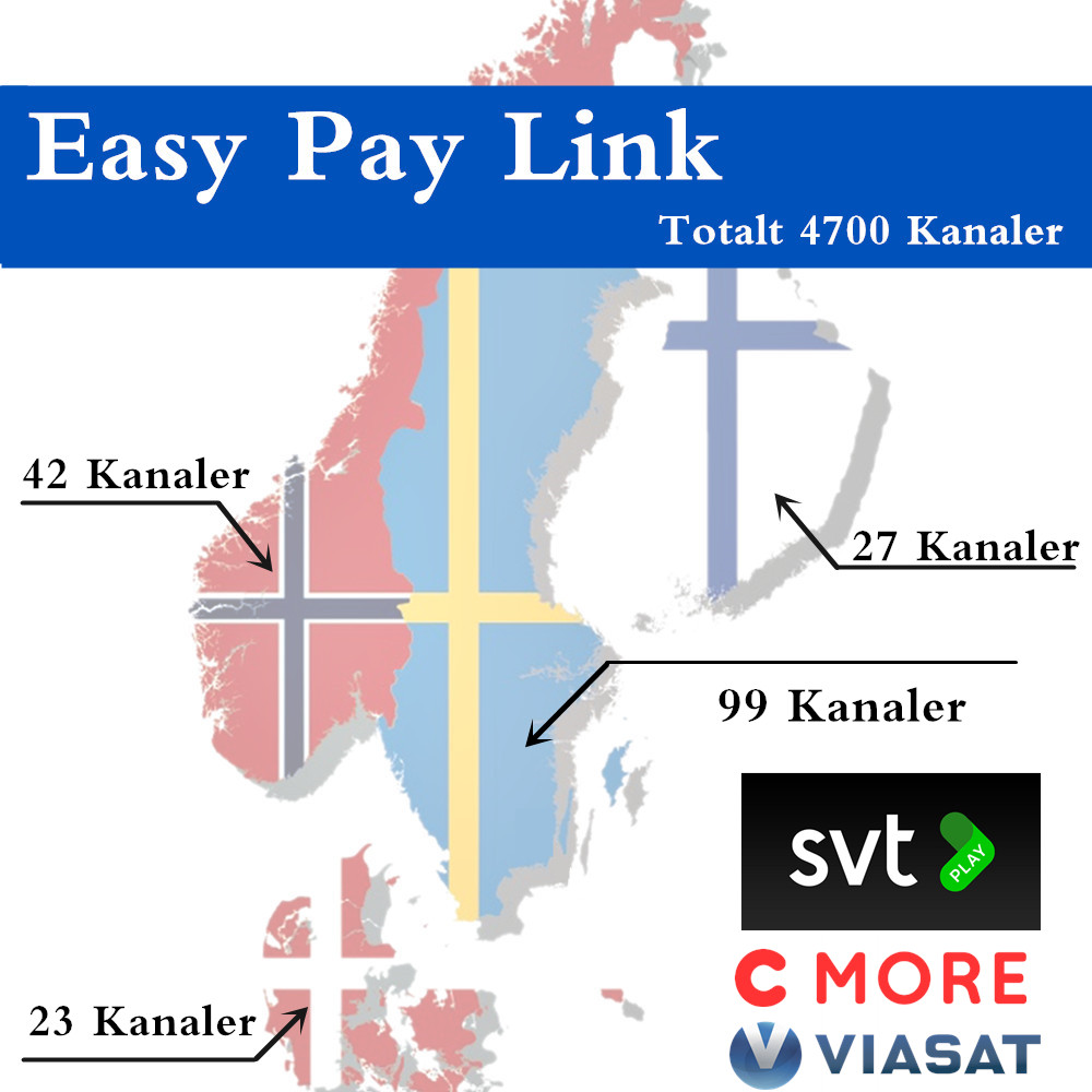 Best Scandinavian IPTV 4700 Channels in total Swedish Norwegian Danish IPTV 190 Scandinavian channels Sweden Norway Denmark IPTV movie iptv