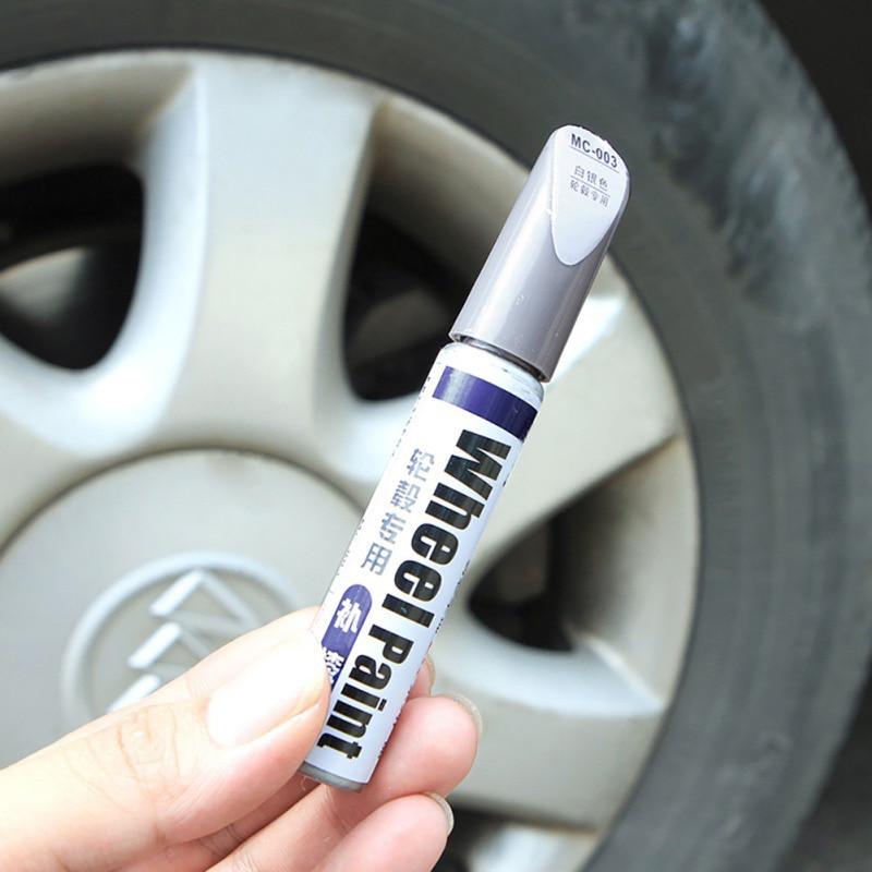 Car Scratch Clear Pen Car Paint Scratch Repair Pen Waterproof Paint Pen Marker Pen Brush Paint Car Tyre Tread Care