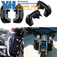 Motorcycle Leg Fairings Kit Lower Vented Leg Protector Decorative Fairing Fits Fits For Harley Touring Road