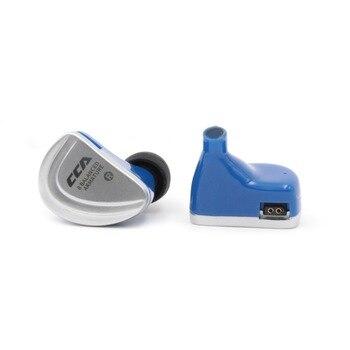 CCA C16 8BA Balanced Armature HiFi in-Ear Earphone Headset Earbud with Detachable 2PIN Cable