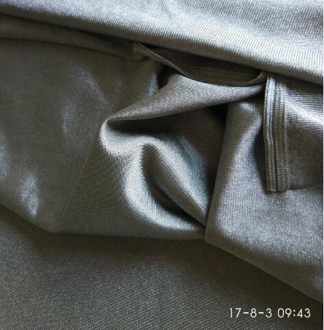 100 silver fiber radiation protection Electromagnetic shielding pregnant clothes fabric