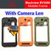 Blackview BV5000 Middle Frame 100 Original Blackview BV5000 Screen Middle Frame Replacement Repair Accessory Part