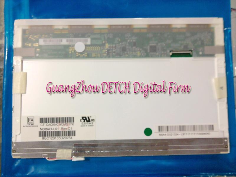 N089A1-L01 LCD screen 1280X768 A + no highlights warranty for three months
