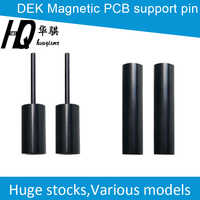 Supporto magnetico Spille per Dek Solder Paste Stampante 107785 SMT Pezzo di Ricambio L = 81mm L = 44mm L = 59mm PCB Spille