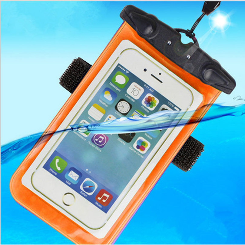 cheap for discount 58852 f58b9 US $2.54 15% OFF|Universal Waterproof Mobile Phone Bags with Strap Dry  Pouch Cases Cover For Lenovo K3 Note Outdoor Phone Pouch For Lenovo  A7000-in ...