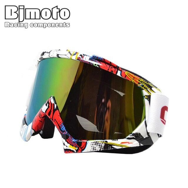 BJ-MG-001A uomo donne motocross occhiali occhiali ciclismo occhio ware MX  off d20dbdcb335b