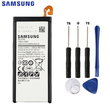 Samsung Original EB-BJ330ABE Battery For GALAXY J3 2017 SM-J330 J3300 Edition Replacement Phone 2400mAh