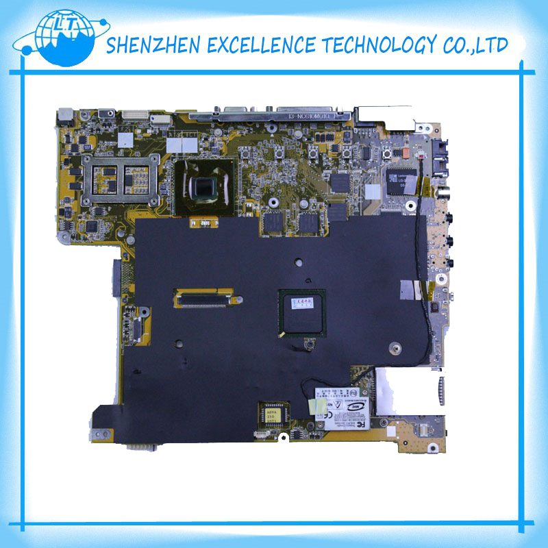 все цены на  For ASUS A6VA Laptop Motherboard fully tested & working perfect free shipping  в интернете