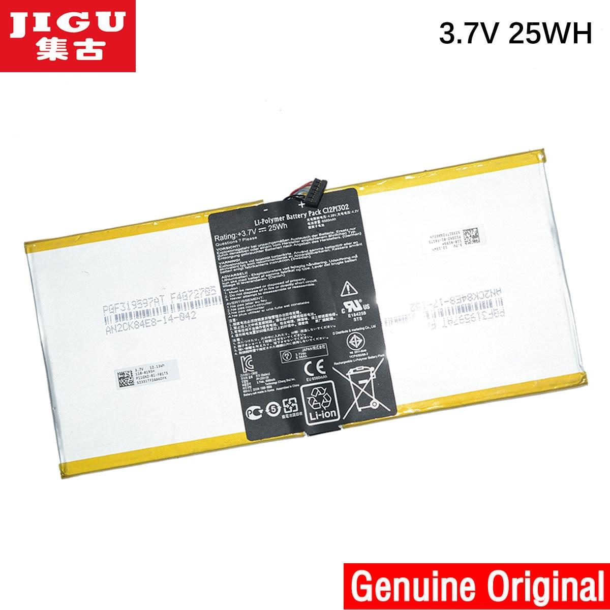 JIGU original laptop Battery C12P1302 for ASUS for MeMo Pad 10 ME302KL
