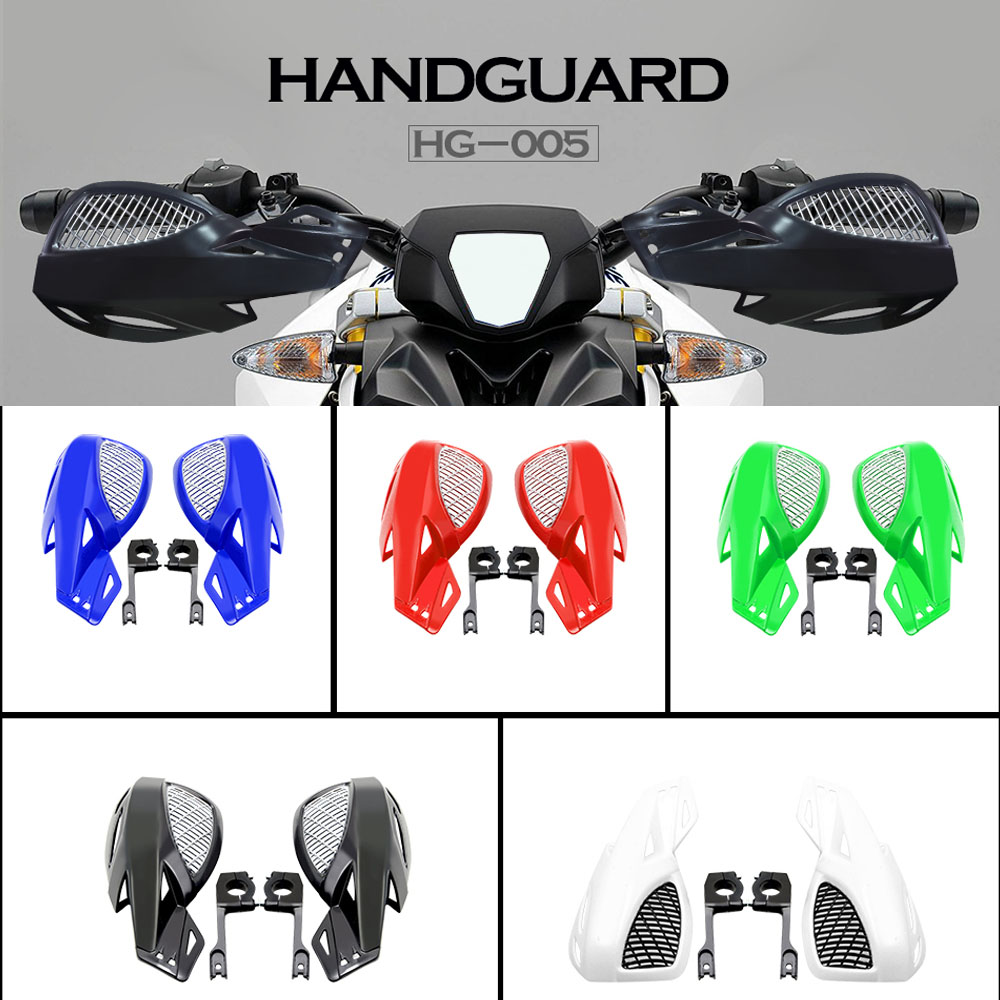 motorcycle brush bar hand guards handguard motorbike parts handle guards 7 8 22mm for BMW F800