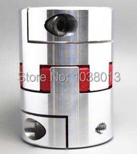 все цены на Plum coupling/elastic coupling/servo motor/screw shaft coupling L:80 D:55 онлайн
