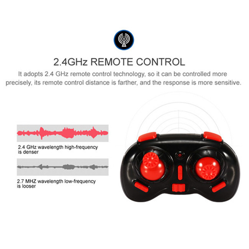 Mini Drone RC Quadcopter NH010 2.4G 6-Axis 4 Channels 30M Headless Mode One Key Return RC Helicopters Dron Toys Pocket Drones (7)