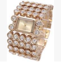 G & D las mujeres Del Diamante forma femenina de Corea nueva tendencia de la moda femenina pulsera de moda minimalista reloj
