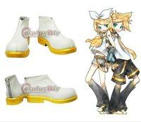 Cheap Custom Made Cheap Custom Made Vocaloid Len Kagamine Shoes Halloween Cosplay Costume