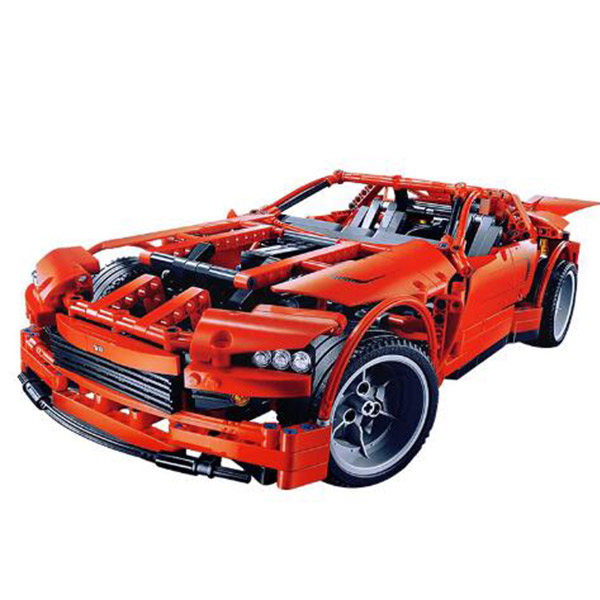 LEPIN 20028 Technic Series Super Car Assembly Toy Car Model Building Block 1281Pcs Bricks Toys Gift For Gift 8070 lepin 20028 1281pcs technic series super car assembly toy car model building block bricks kids toys for gift 8070