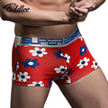 Taddlee Brand 2017 New Designed Mens Underwear Boxer Shorts Men Sexy Underwear Trunks Men's Boxers Sleepwear Underpants Gay