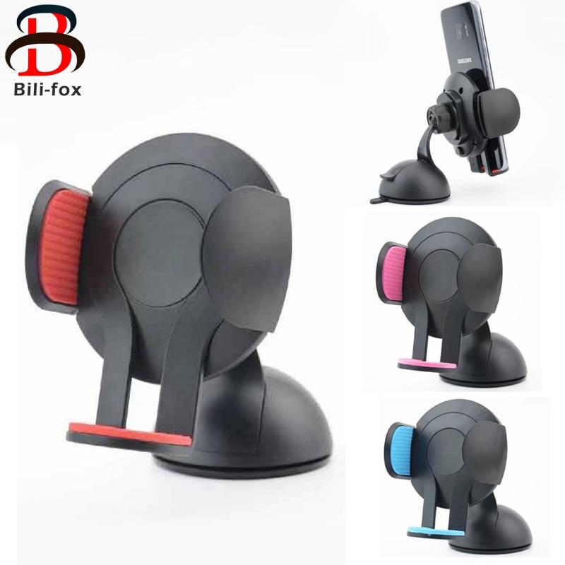 Universal Phone Holder Windshield font b Car b font Holder Mount Bracket Stand for Samsung for