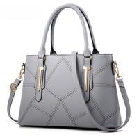2018 New Women Famous Brands PU Leather Fashion Crossbody Designer Bags For Work Bag Luxury Handbags