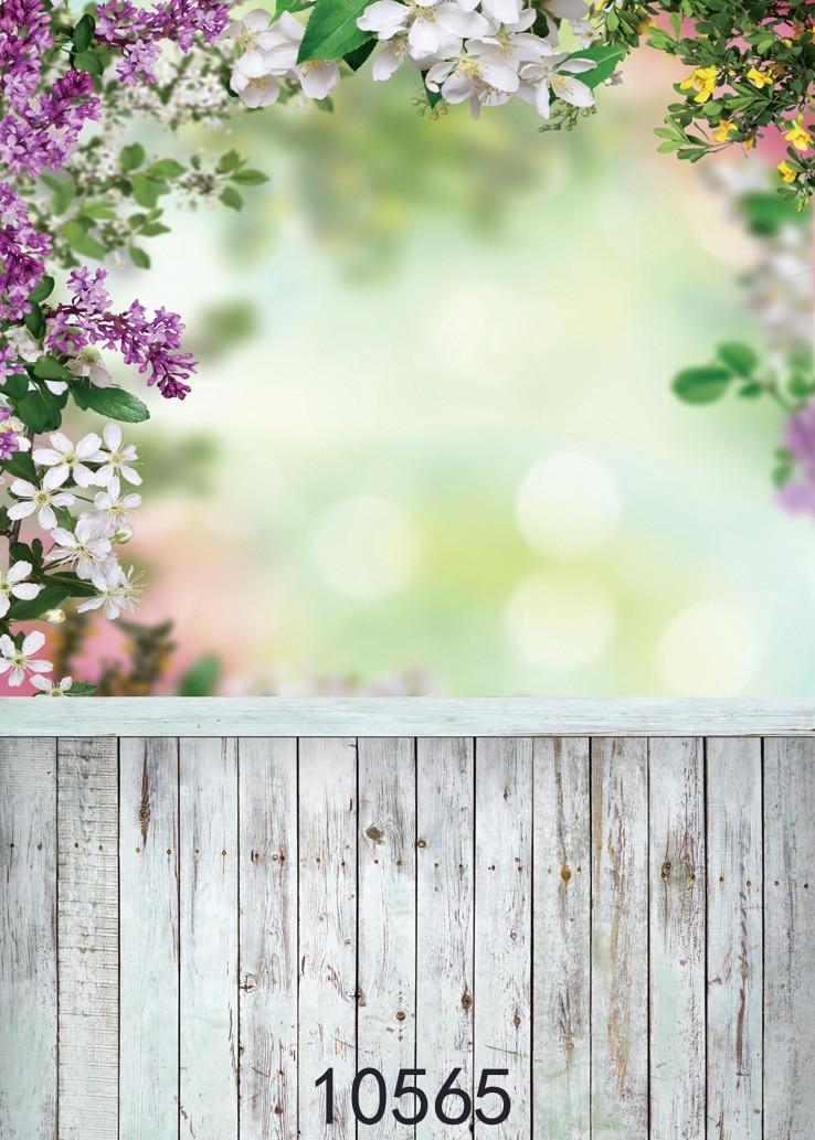 5x7ft 봄 나무 사진 스튜디오 사진 스튜디오 배경 꽃 스튜디오 비닐 사진 배경 사진