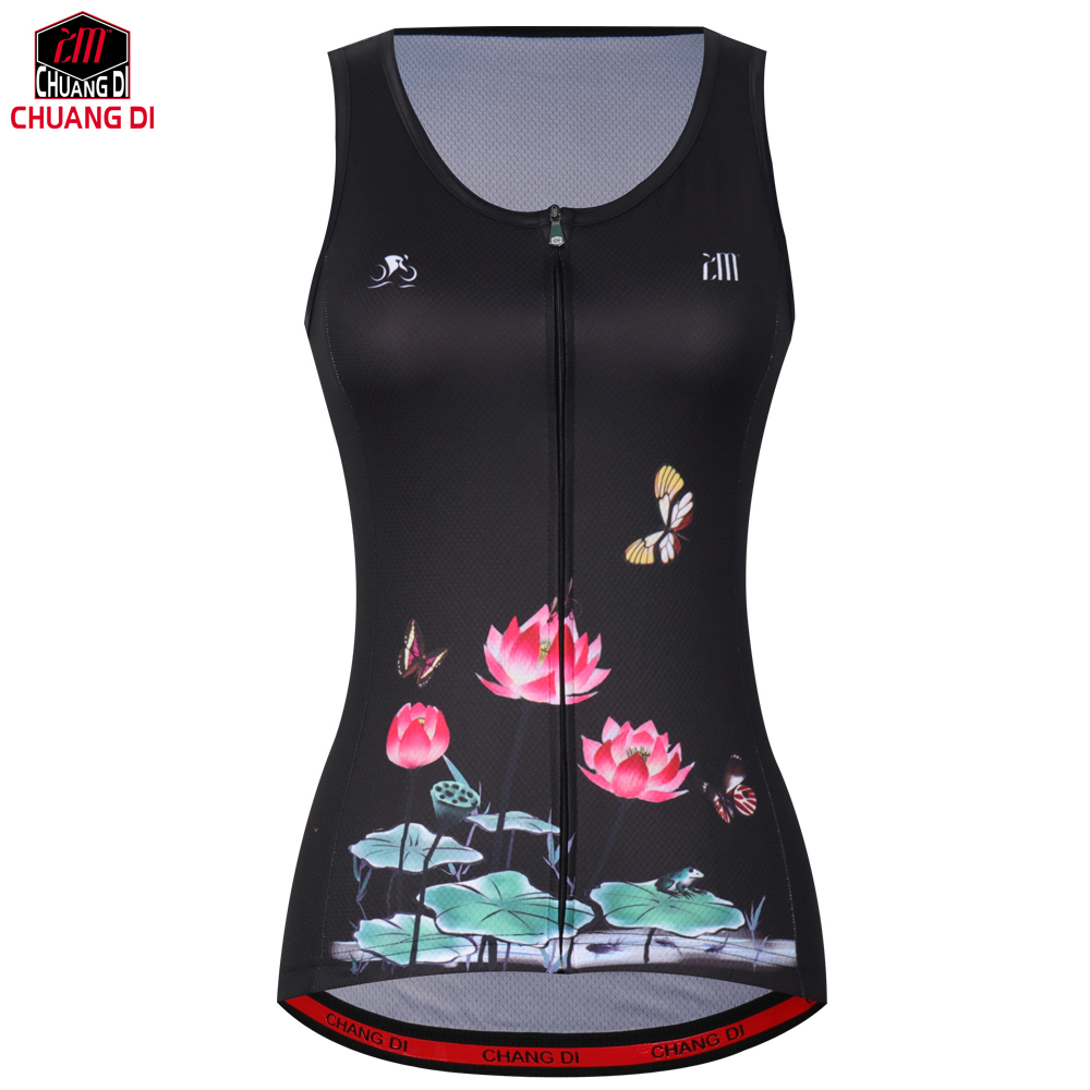 ZM Riding Sleeveless Jersey Vest Men Bicycle Cycle summer Vest Female Breathable MTB Bike Vest Sleeveless Jacket Clothes|Cycling Vest| |  - title=
