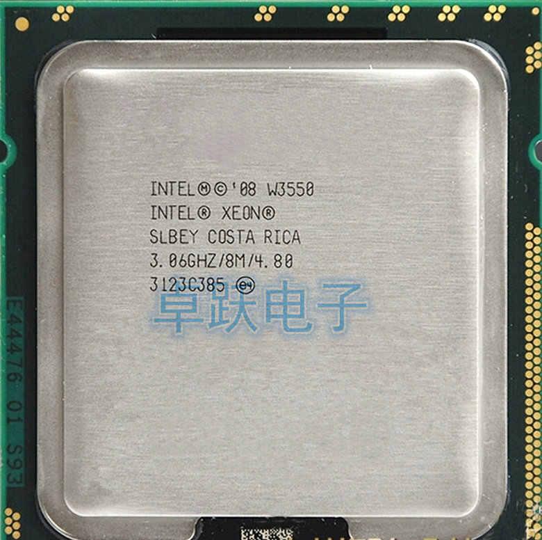 Detail Feedback Questions about Intel Xeon W3550 3 0 GHz