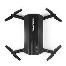 Selfie Drone Mini Foldable RC Pocket Drone Dron Camera WiFi APP Control G-sensor Mode Drones Headless Mode RC Helicopter BNF
