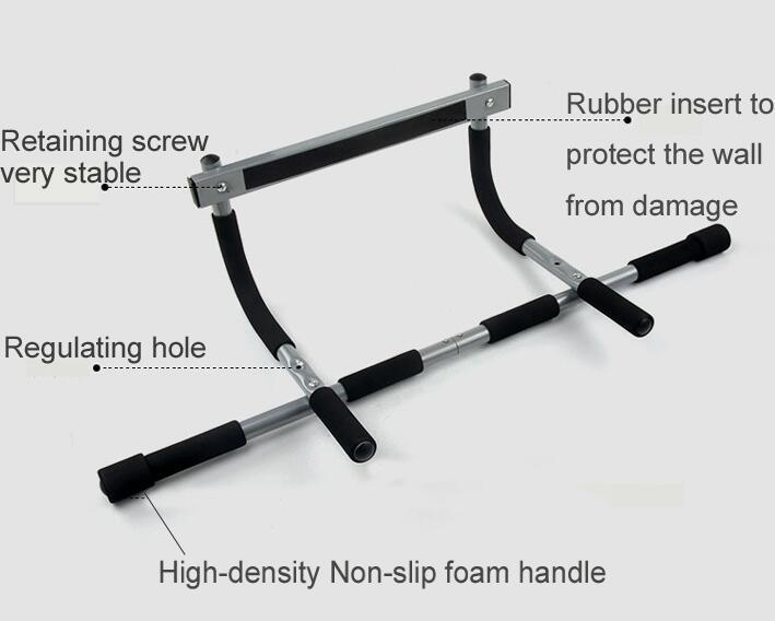 Gymnastics Horizontal Bar with Multiple Uses