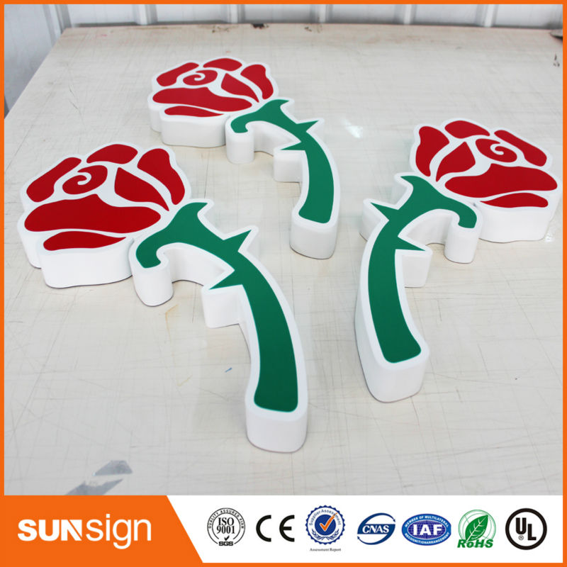 Wholesale Outdoor Advertising Sign LED Letter