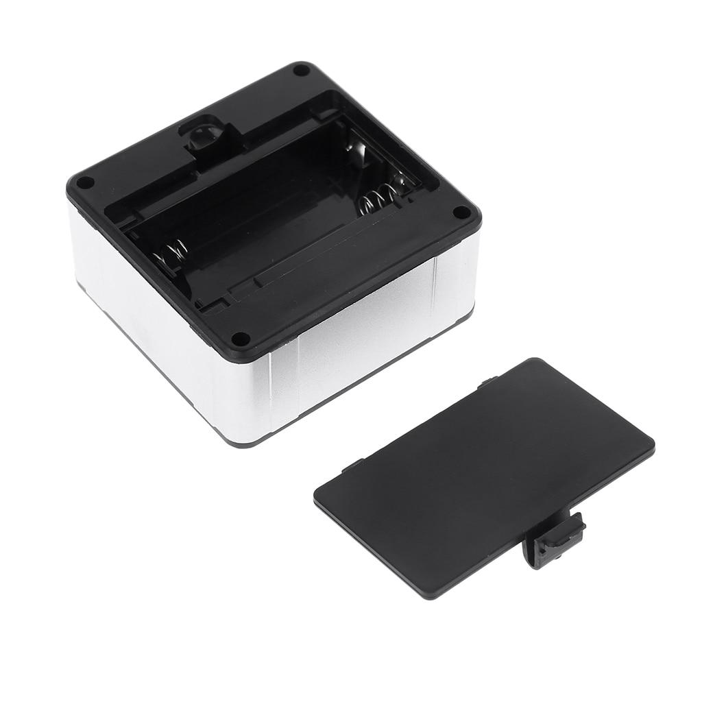 Digital Inclinometer Electronic Protractor Aluminum Alloy Shell Bevel Box Angle
