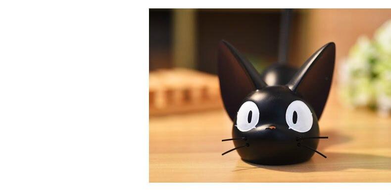 lâmpadas bonito gato luzes de mesa para