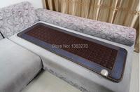 Korea heating jade mattress good for sleep Tourmaline heating cushion eyecover Physical therapy heating jade stone mattress 2019