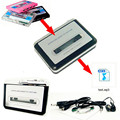 Free shipping! USB Cassette Capture Tape to PC, Super USB Cassette to MP3 Converter Cassette-to-MP3 Capture