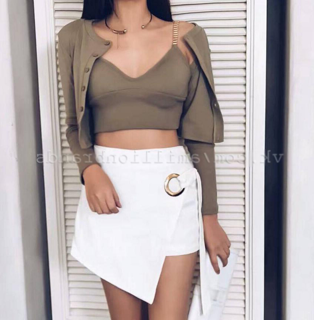 Tumblr Limited Cotton Woven Full Blusa 2017 Hot Womens European And American Fashion Suit Vest