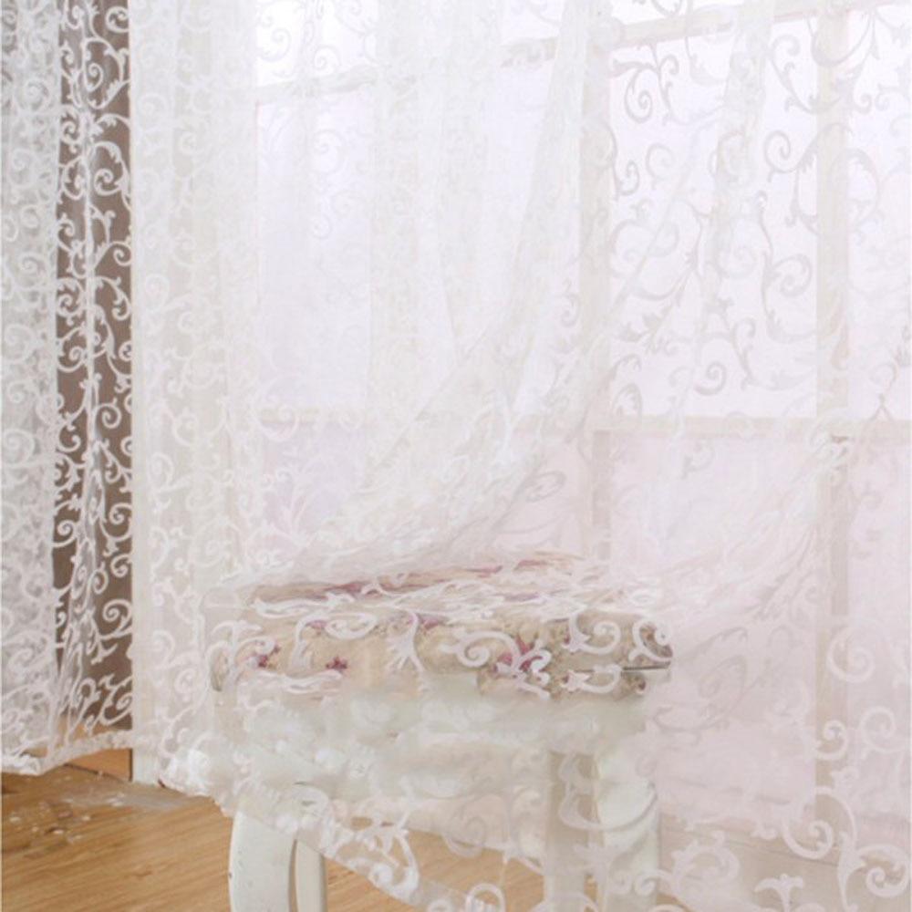 Online kopen wholesale venster netto gordijnen uit china venster ...