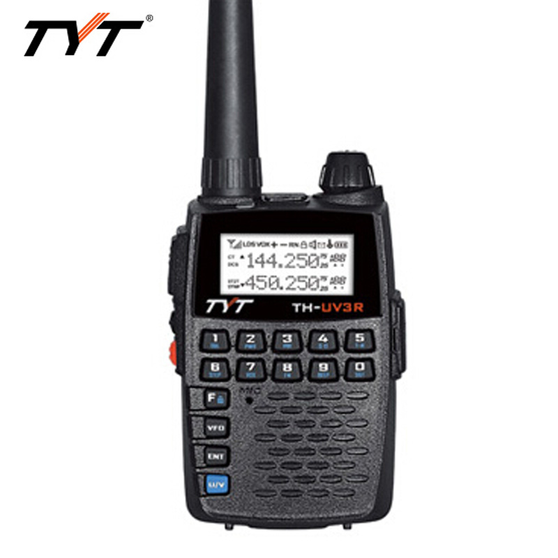 bilder für TYT TH-UV3R Mini Handheld Zweiwegradio VHF/UHF Amateur HT Radio USB Lade CTCSS/DCS Walkie Talkie FM Transceiver