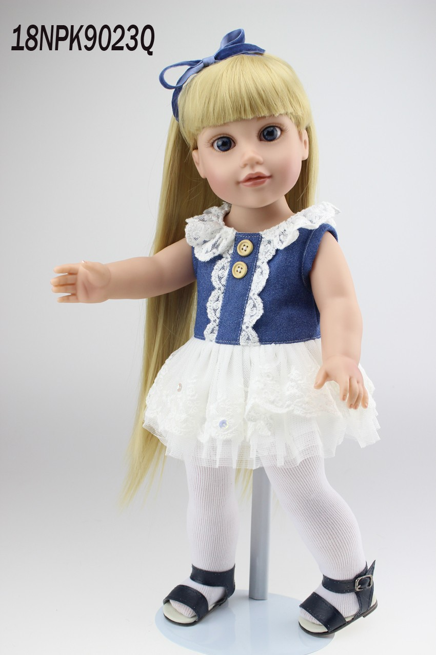 NPK Pre-order 2015NEW wholesale Americcn girl doll Dollie&me Journey girl my generation doll, chilren toys and gifts me and my sisters
