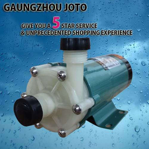 MP 10R High Quality Magnet Driven Pump Acid Alkali Resistant Pump Plastic Pump For Sucking Liquids