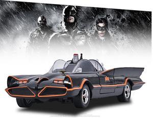 Image 4 - سيارة باتمان باتموبيل الكلاسيكية من جادا 1:24 ، تلفزيون لينكولن فوتورا مع لعبة روبن