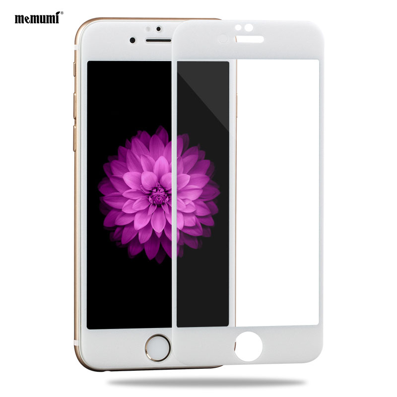 memumi Tempered Glass For iPhone 7 Plus Film Screen Protector For - Mobile Phone Accessories and Parts - Photo 1