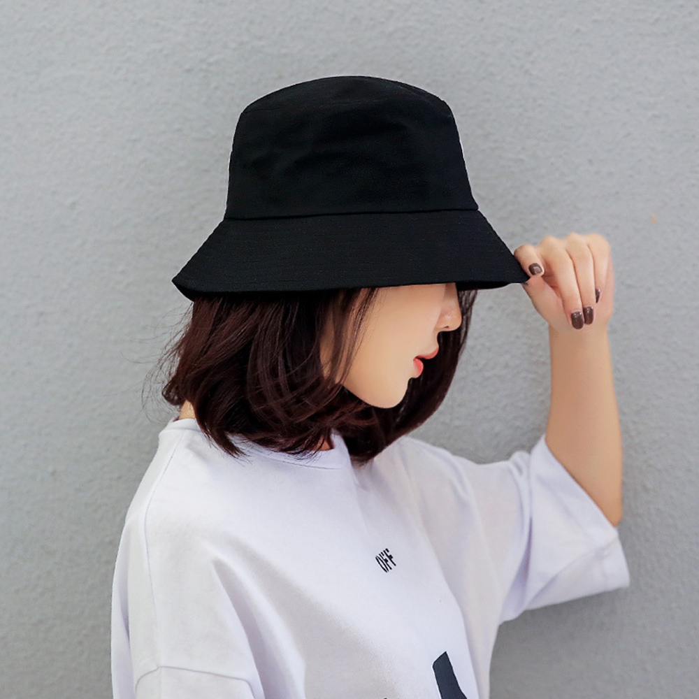 be80f3849 Harajuku Fisherman Hat Woman Spring Summer Sunshade Hat Man Candy ...